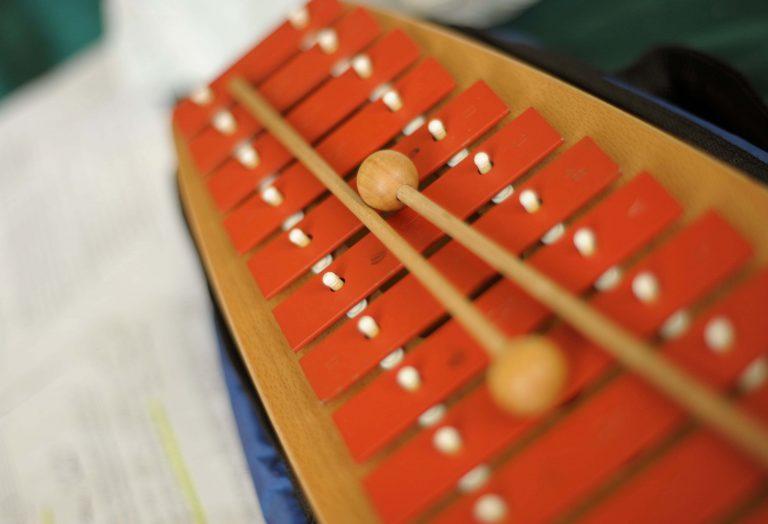 musikalische früherziehung Xylophon