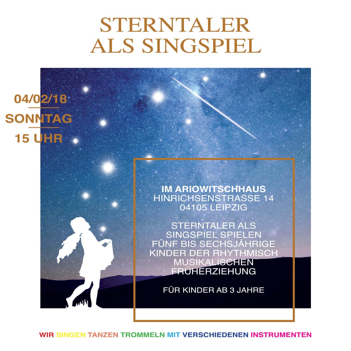 Sterntaler Poster 2018